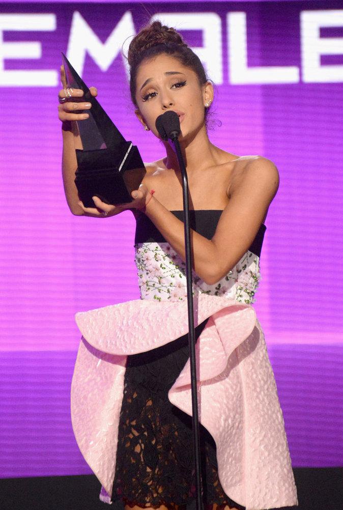 Ariana Grande le 22 novembre 2015