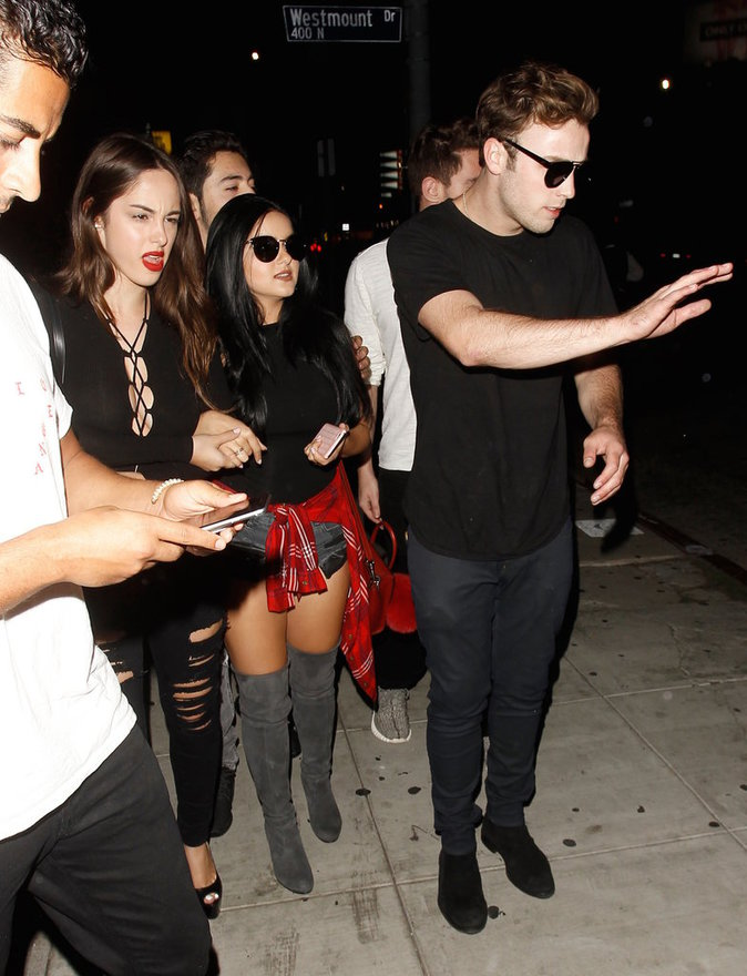 Ariel Winter au Nice Guy Club à Los Angeles le 11 août 2016
