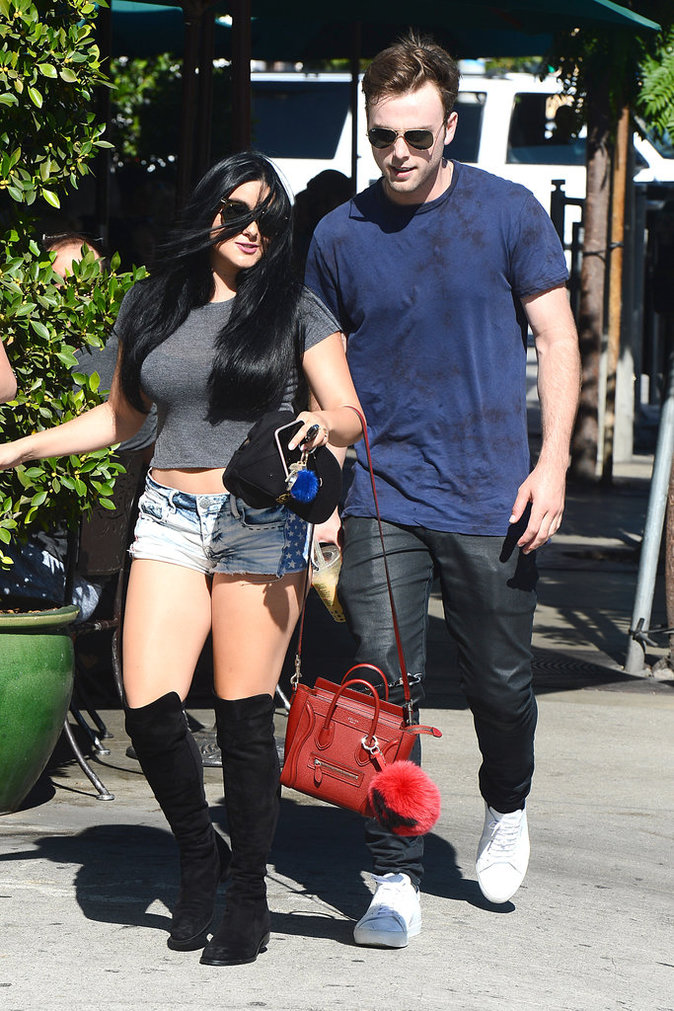 Ariel Winter et Sterling Beaumon à Los Angeles le 11 août 2016