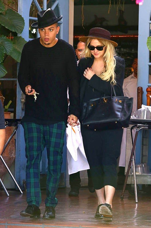 Ashlee Simpson et Evan Ross : existe-t-il un couple mieux assorti ?