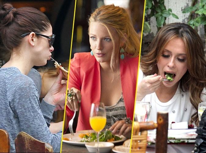Photos : Ashley Greene, Blake Lively, Jennifer Love Hewitt… Découvrez les péchés mignons des stars !