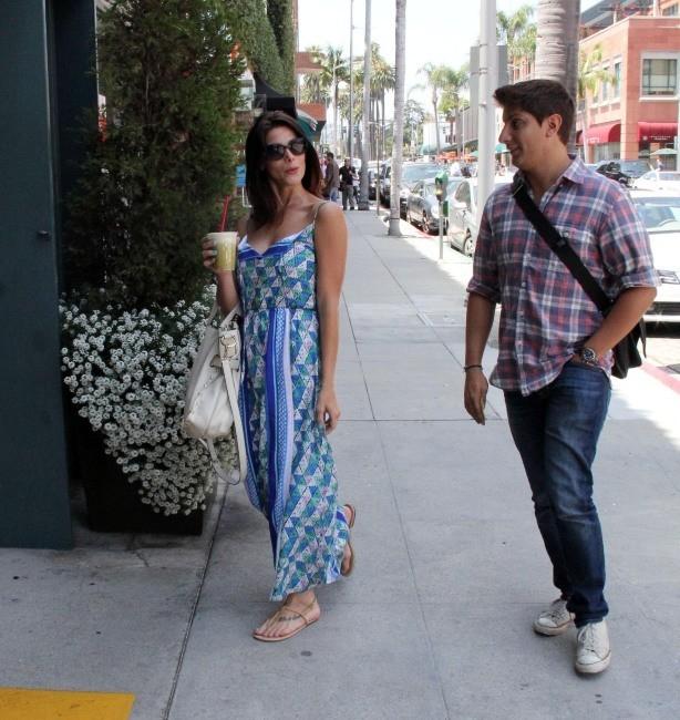 Ashley Greene le 4 juin 2013 à Los Angeles