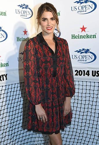 Nikki Reed à New York le 21 août 2014