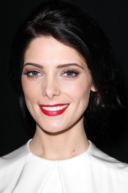 Ashley Greene lors du défilé KaufmanFranco à New York, le 11 février 2013.