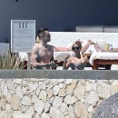 Ashley Tisdale le 4 mars 2013 à Cabo San Lucas, au Mexique