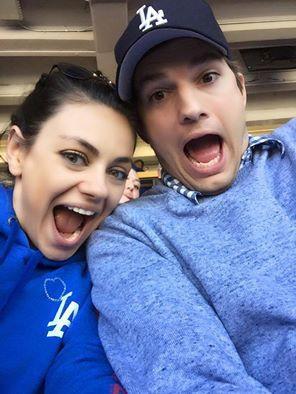 Ashton Kutcher et Mila Kunis : deux ado surexcités et plus complices que jamais !