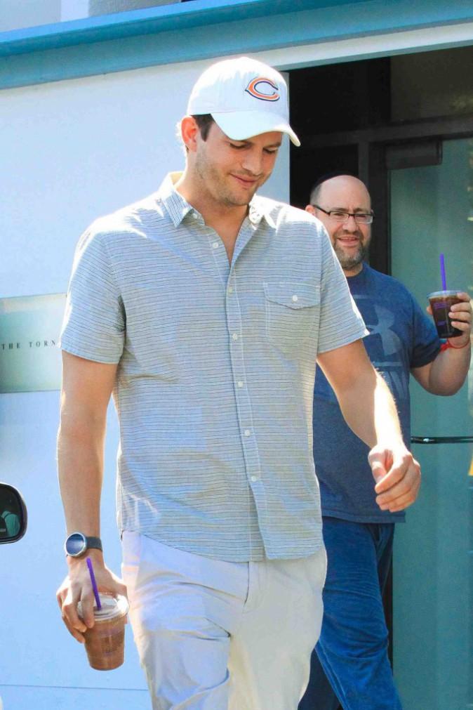 Ashton Kutcher : le futur papa prend la sécurité des enfants très au sérieux !