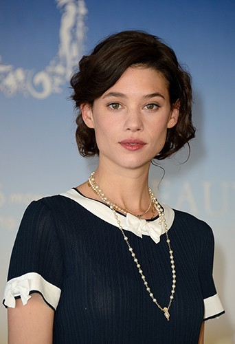 Astrid Bergès-Frisbey à Deauville le 11 septembre 2014