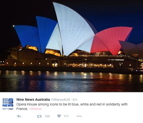 Hommage à Sydney