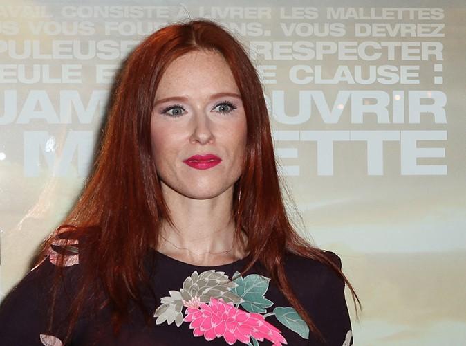 Audrey Fleurot à Paris le 7 octobre 2013