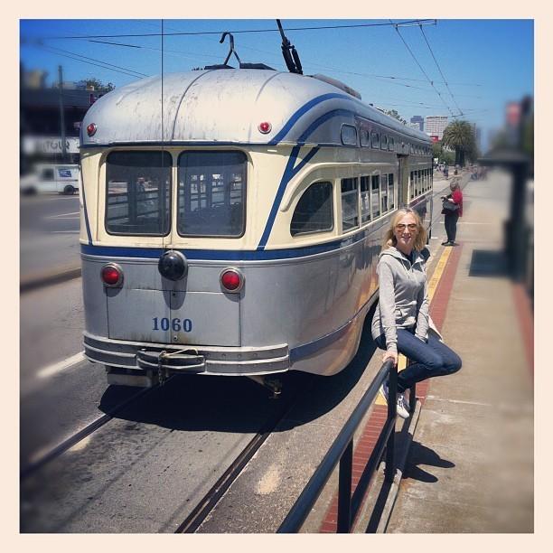 Tram à San Francisco