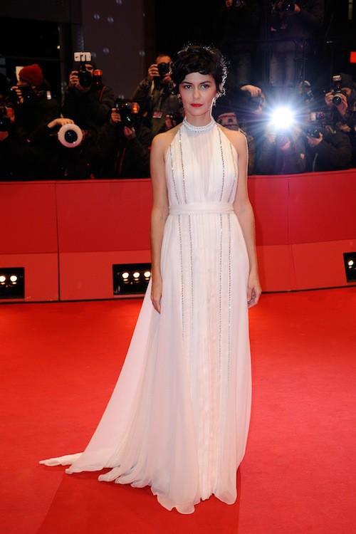 Photos : Audrey Tautou : elle illumine la soirée de clôture de la Berlinale !