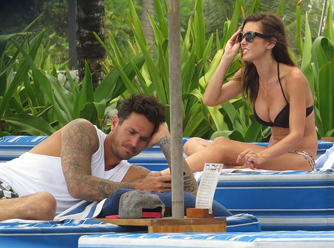 Audrina Patridge et son mec à Bali le 20 juin 2014