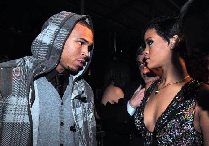 On ne veut pas mourir avant de revoir Chris Brown et Rihanna en couple sur le tapis rouge !