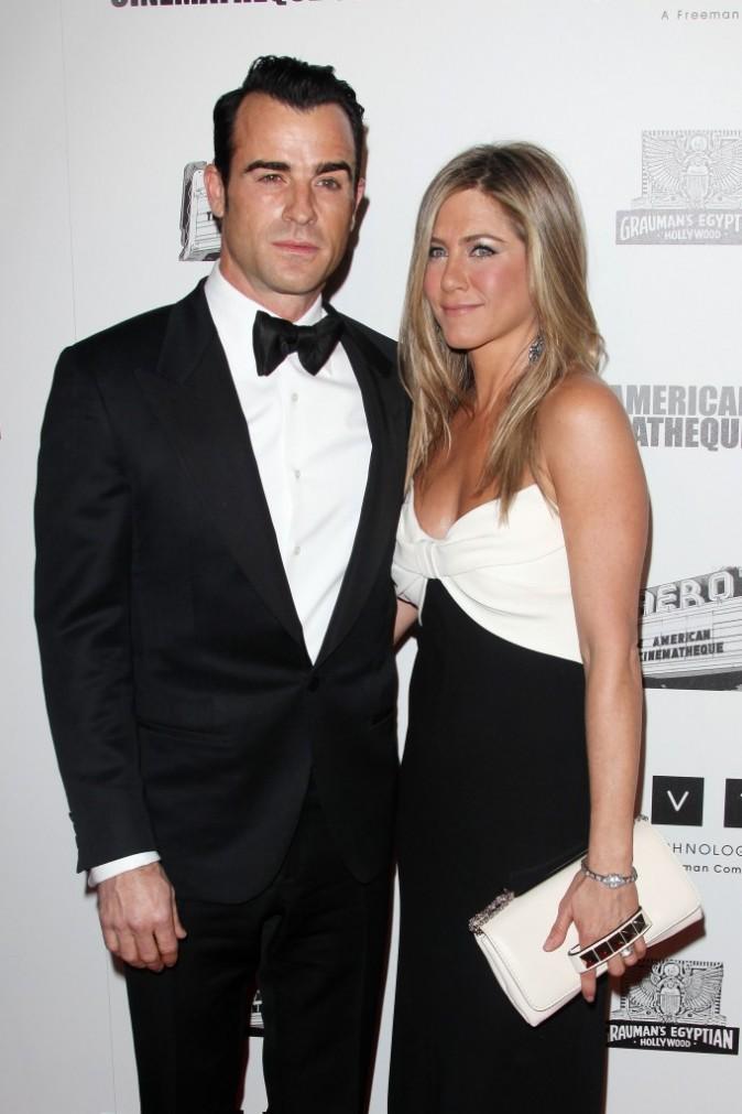 On ne veut pas mourir avant de voir le mariage de Justin Theroux et Jennifer Aniston !