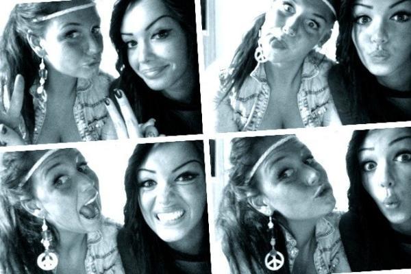 Avec Nabilla