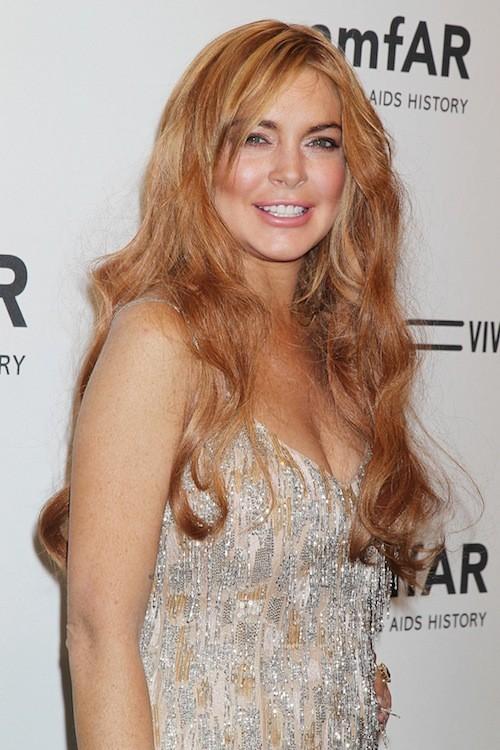 Lindsay Lohan : 12/04/2013