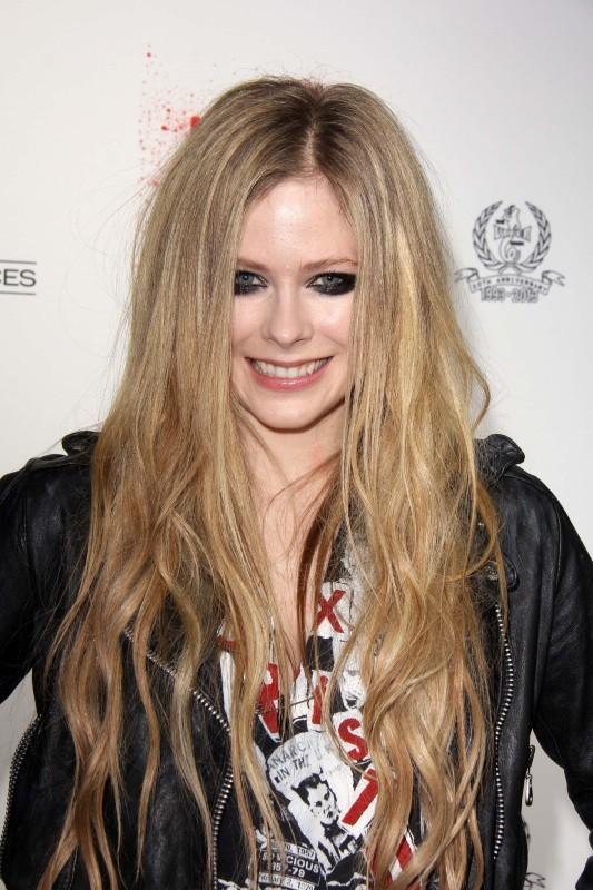 Avril Lavigne, Hollywood, 25 avril 2013