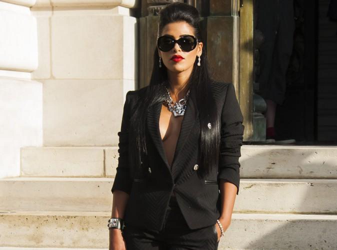 Ayem Nour : elle a mis le paquet pour essayer d'éclipser Jennifer Lopez chez Versace !