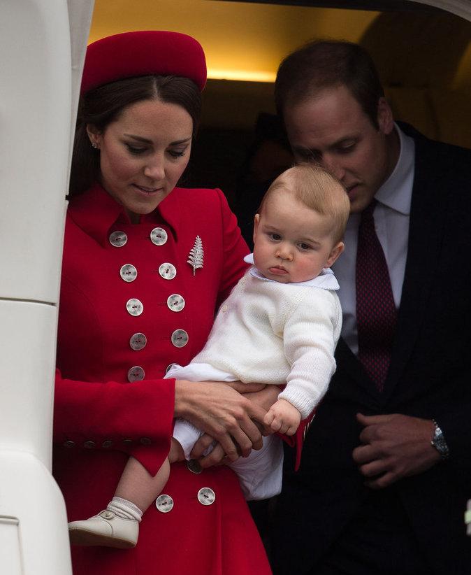 Le Prince George a 3 ans, ce 22 juillet 2016