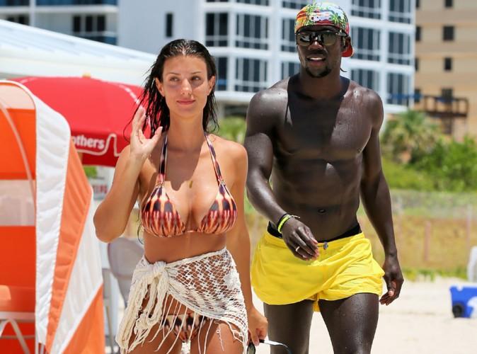 Bacary et Ludivine Sagna : ça envoie du lourd à Miami !