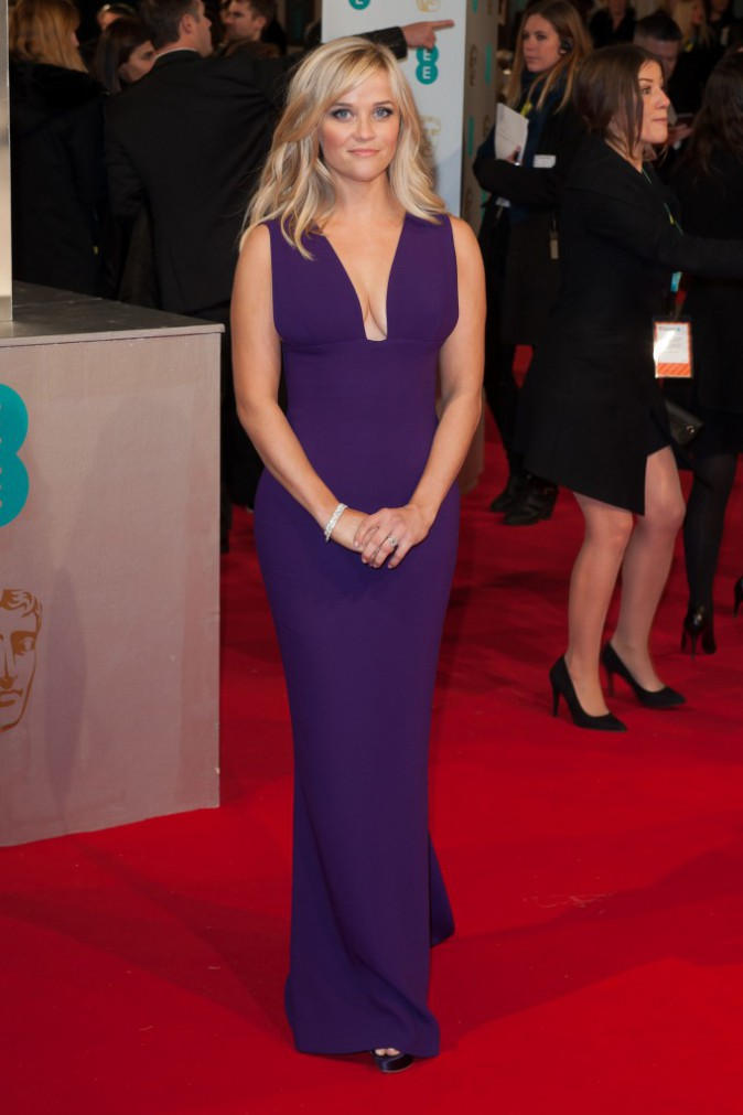 Reese Witherspoon le 8 février 2015