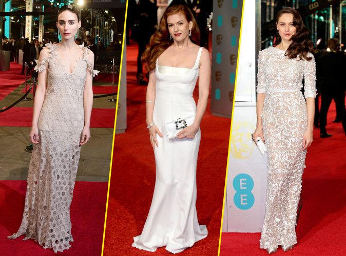 BAFTA 2016 : Rooney Mara, Isla Fisher, Olga Kurylenko : beautés immaculées !