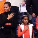 Les Obama en 2010