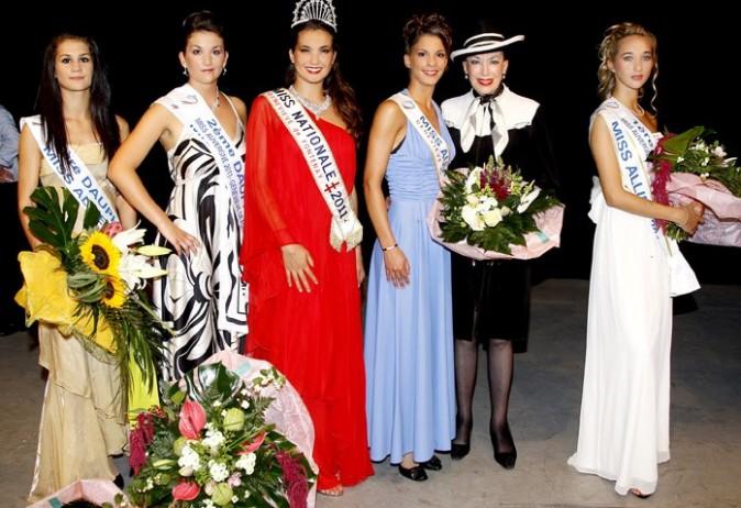 L'élection de Miss Auvergne hier soir !