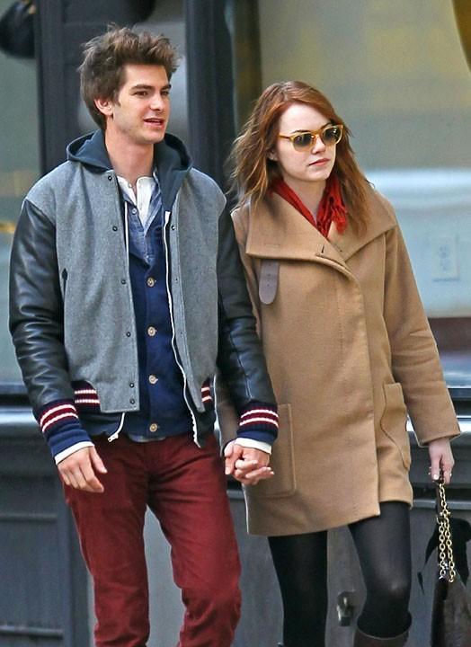 Andrew Garfield et Emma Stone : le couple talentueux