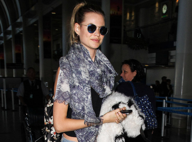 Behati Prinsloo a le plus adorable des maris !