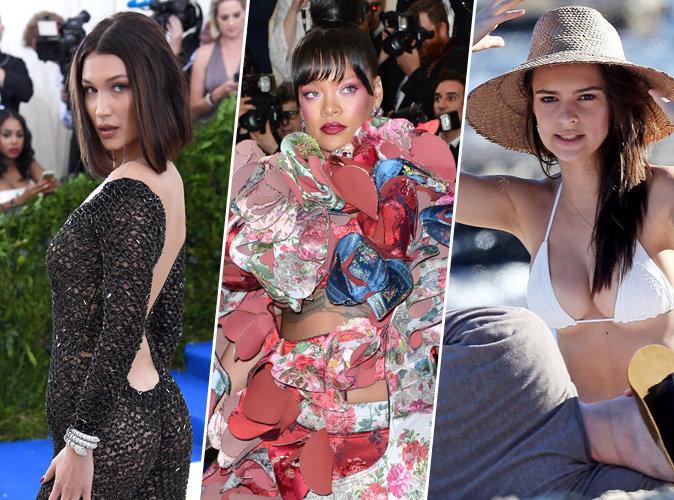 Bella Hadid, Rihanna, Emily Ratajkowski... les 100 filles les plus sexy du monde selon GQ !