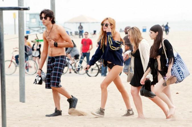 Bella Thorne à Santa Monica le 26 mai 2014