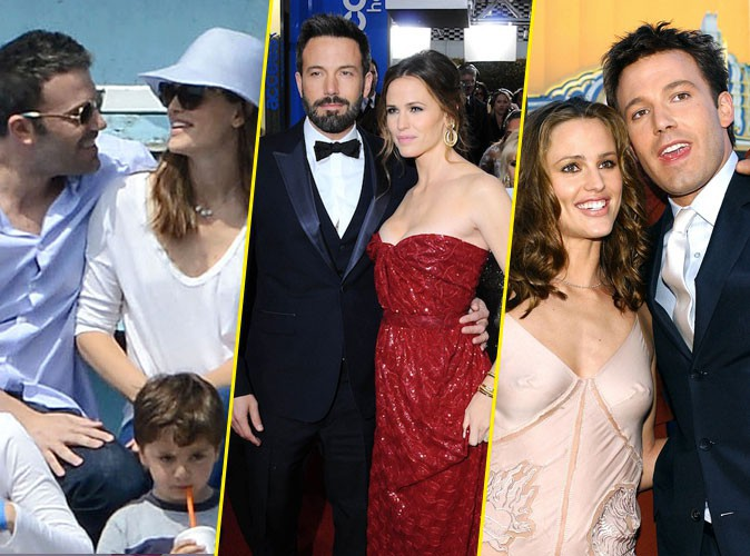 Photos : Ben Affleck et Jennifer Garner séparés : retour sur un couple discret et complice…