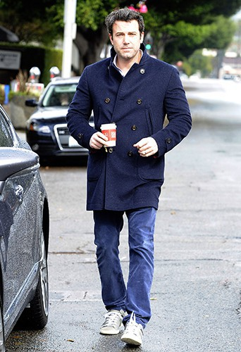 Ben Affleck à Los Angeles le 29 novembre 2013