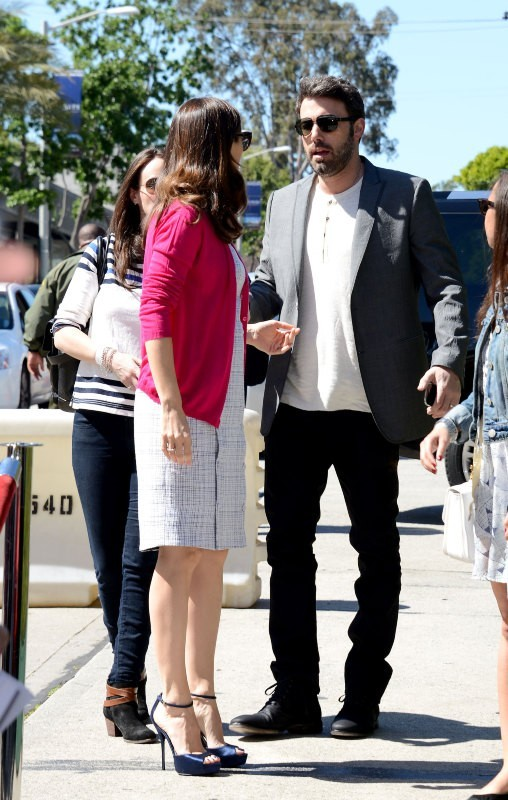Jennifer Garner et Ben Affleck se rendent au rendez-vous annuel de John Varvatos