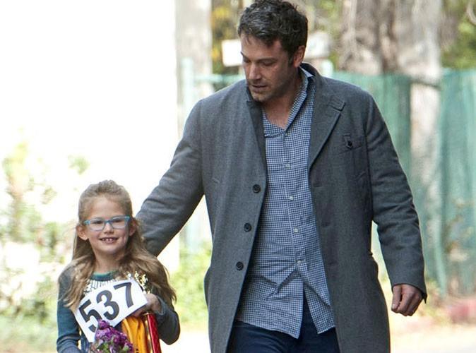Ben Affleck : il n'y a pas que lui qui ramène des trophées à la maison, sa fille Violet aussi !
