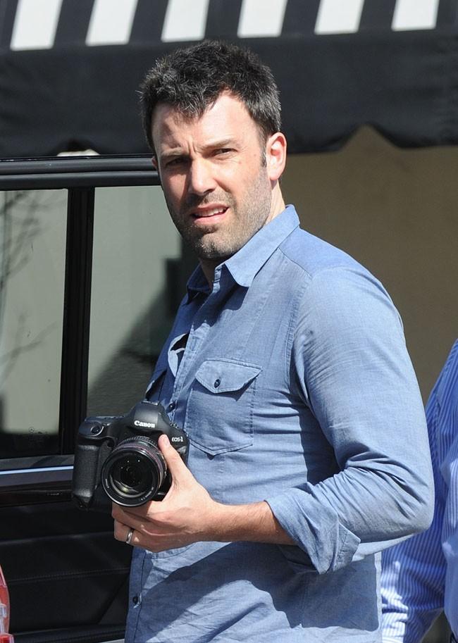 Ben Affleck le 11 mai 2012 à Los Angeles