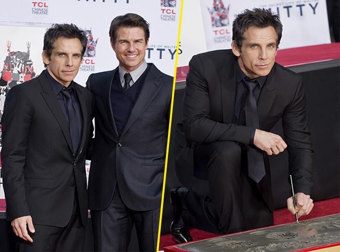 Ben Stiller à Los Angeles le 3 décembre 2013