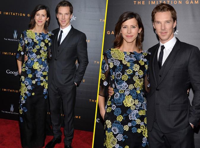 Benedict Cumberbatch : r�compens� par Hollywood, il nous pr�sente sa future femme !