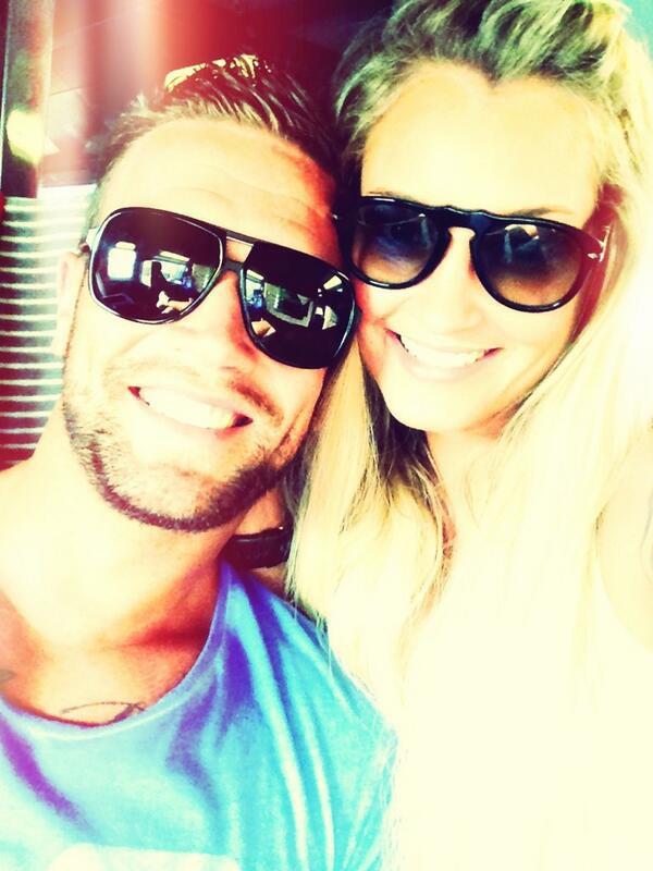 Ils sont heureux et amoureux !