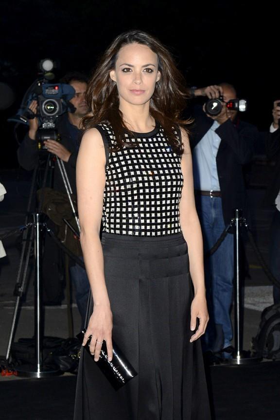 """Bérénice Béjo à Rome le 5 juin 2013 pour la soirée """"One Night Only Rom"""""""