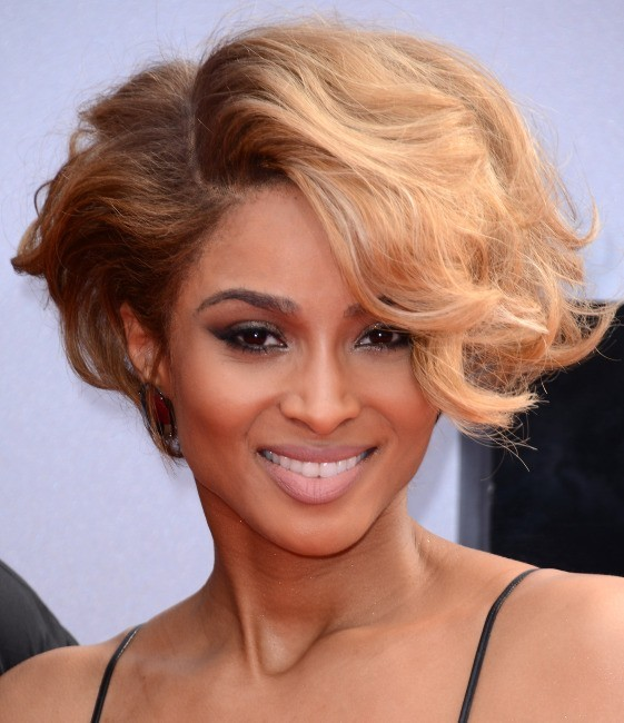 Ciara lors des BET Awards 2013 à Los Angeles, le 30 juin 2013.