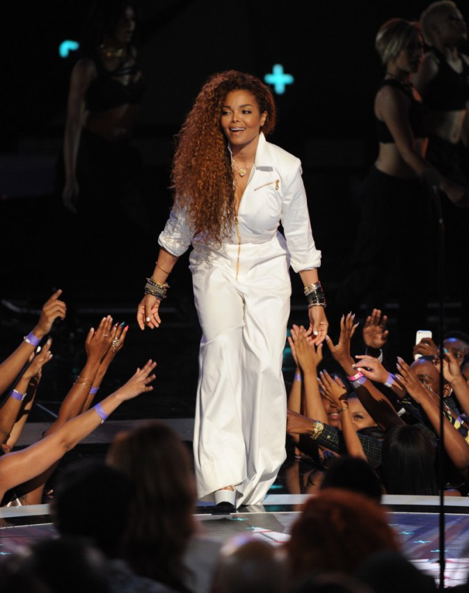 Janet Jackson le 28 juin 2015