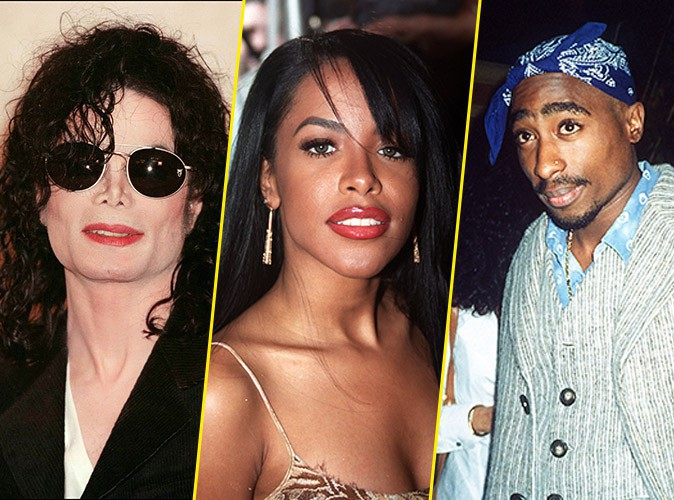 BET Awards 2015 : Michael Jackson, Aaliyah, Tupac... Eux aussi �taient pr�sents !