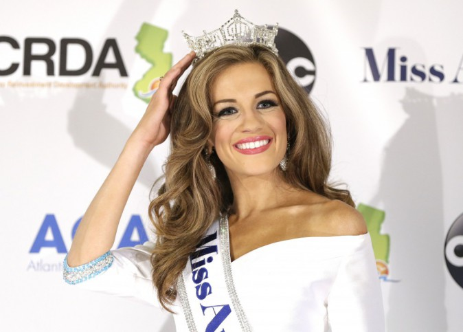 Betty Cantrell, Miss America 2016