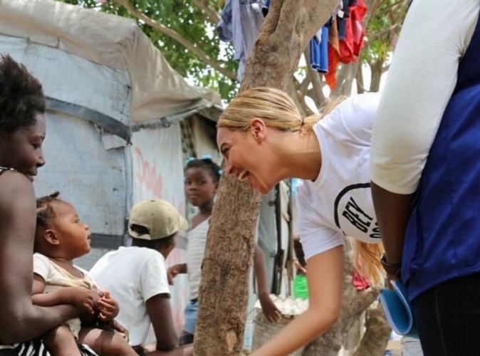 """Bey Good"", Beyoncé en voyage humanitaire en Haïti !"