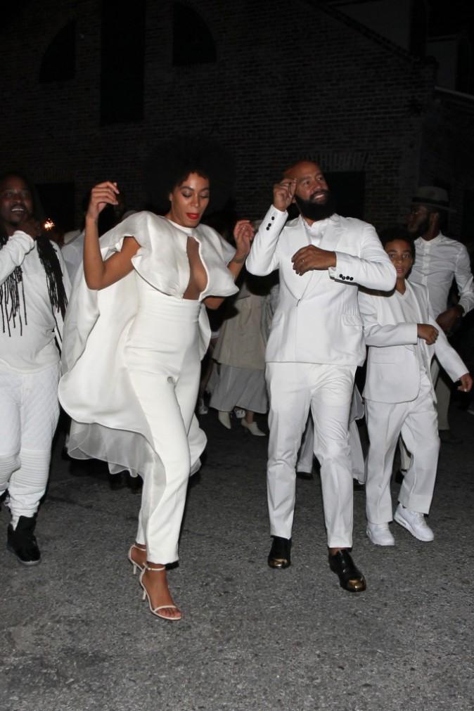 Solange Knowles et Alan Ferguson se sont mariés !