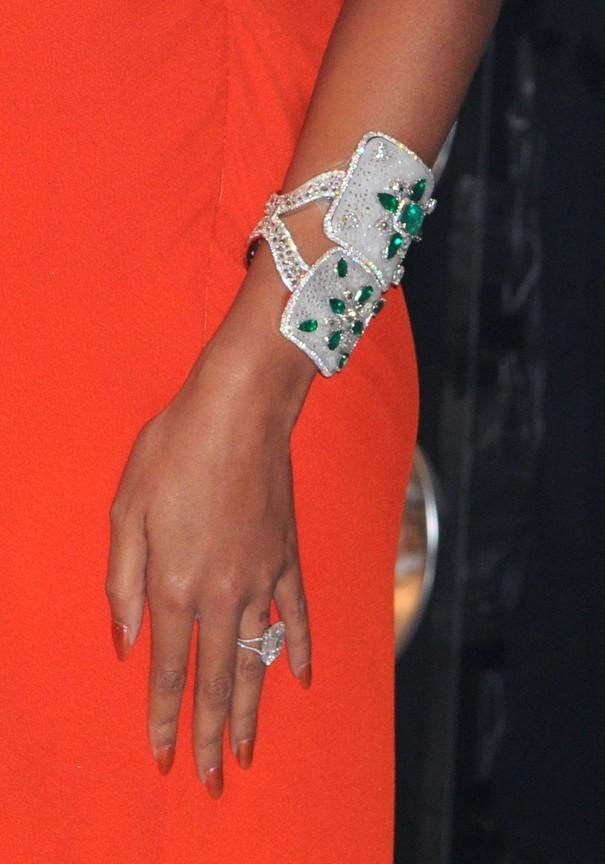 Son alliance, symbole de son mariage avec Jay-Z !