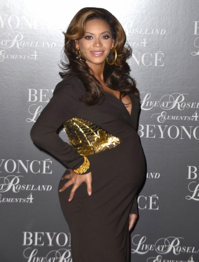 Beyonce lors de la soirée de lancement de son DVD, Live at Roseland, le 20 novembre à New York.